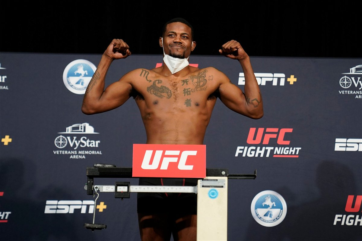 He Can Shave His T***y Back Off'- Kevin Holland Reignites Feud With Israel Adesanya - EssentiallySports