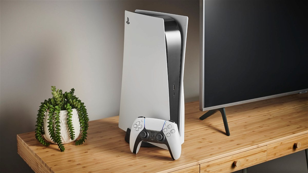 Sony PlayStation 5 Console With DualSense Controller