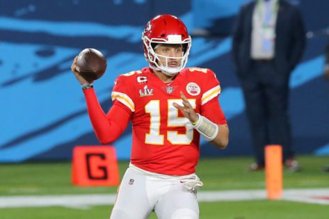 Patrick Mahomes Excited To 'Throw It Up' To Kansas City Chiefs' Newest Acquisition Josh Gordon