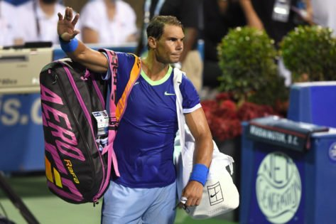 """""""I Do Not Know When I Will Play Again"""": Rafael Nadal Announces Sorrowful News on His Return"""