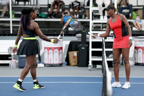 WTA Parma 2021 Draw and Bracket: Venus and Serena Williams to Potentially Set Up a Clash