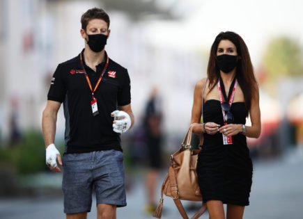 Daniel Ricciardo Gives His Seal of Approval to the Grosjean-Inspired Flame Resistant Gloves