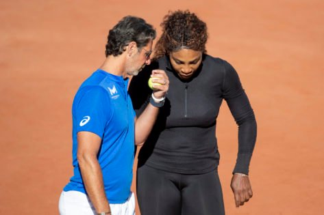 Coach Patrick Mouratoglou Shares 'Impossible' Story of Serena Williams Winning the French Open