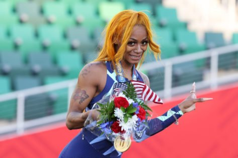 USA's Sha'Carri Richardson to Prove Herself Against Jamaican Speedsters After Tokyo Olympics 2020 Snub