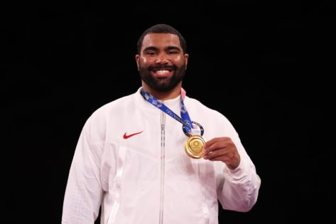 Gable Steveson Reaches Out to WWE Chairman Vince McMahon After Winning Gold at 2020 Tokyo Olympics