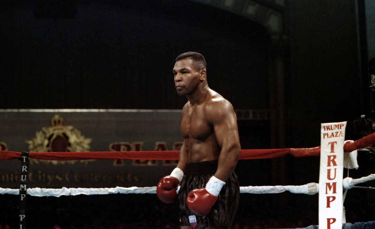 'Spinal!'- Mike Tyson Reveals His Favorite Post-Fight Interview – EssentiallySports