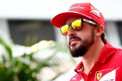Fernando Alonso Has Heartening Words of Appreciation for Sebastian Vettel