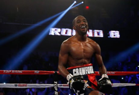 Terence Crawford Takes a Dig at Canelo Alvarez's Pound-for-Pound Status: 'What Meat You Eating?'
