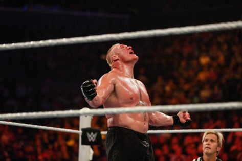 WWE Legend Recalls the Time Brock Lesnar Made Him a Generous Offer