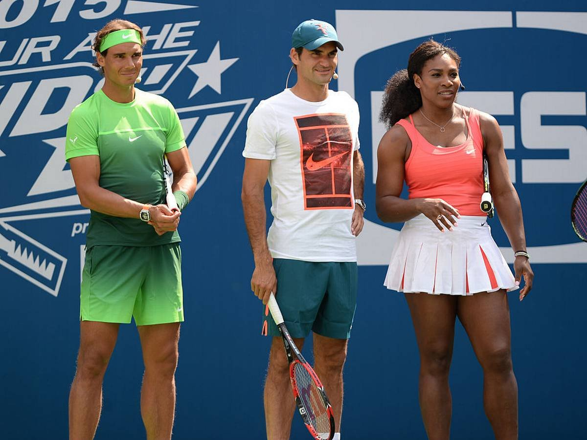 Roger Federer Rafael Nadal And Serena Williams To Headline Exhibition Event To Help Bushfire Victims Essentiallysports