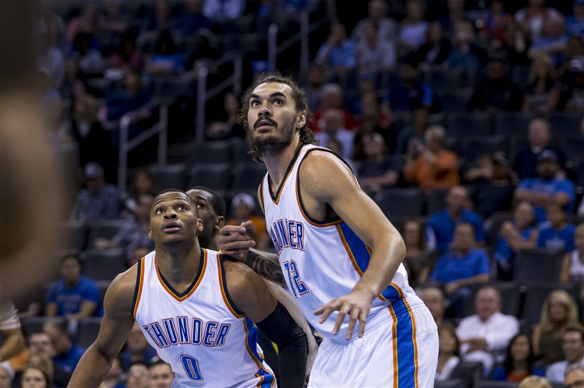 New Orleans Pelicans recruit Steven Adams with OKC Thunder