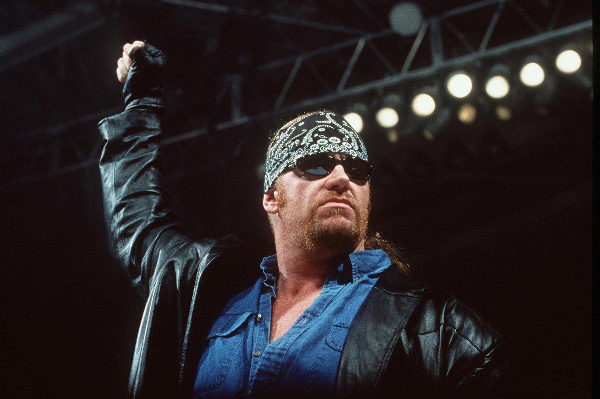 The Undertaker as American Badass in WWE