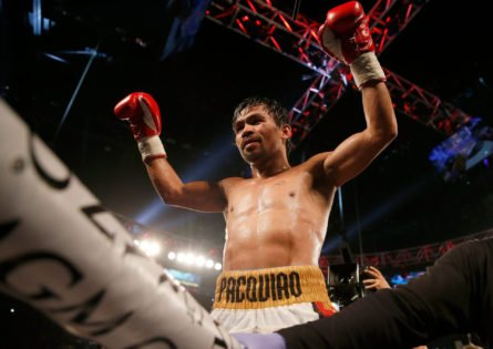 Manny Pacquiao's Physique at Weigh-ins: Best to Worst