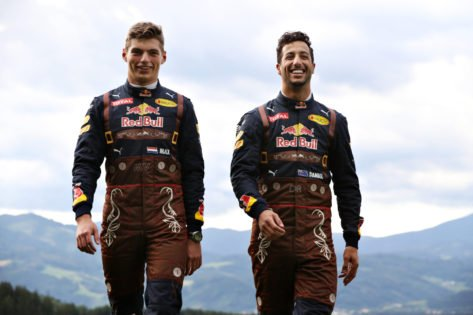 Ricciardo Sheds Light on When Verstappen Left His 'Over-Anxious' Personality Trait
