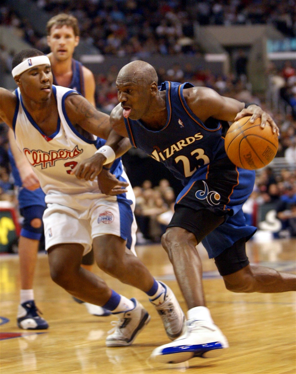 Además no pueden ver enchufe  Get Me Out of This MJ Horror': Gilbert Arenas Reveals Why He Joined the  Wizards After the Departure of Michael Jordan - EssentiallySports