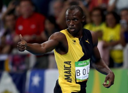 Usain Bolt Recommends Sha'Carri Richardson His New Album 'Country Yutes' As Training Motivation