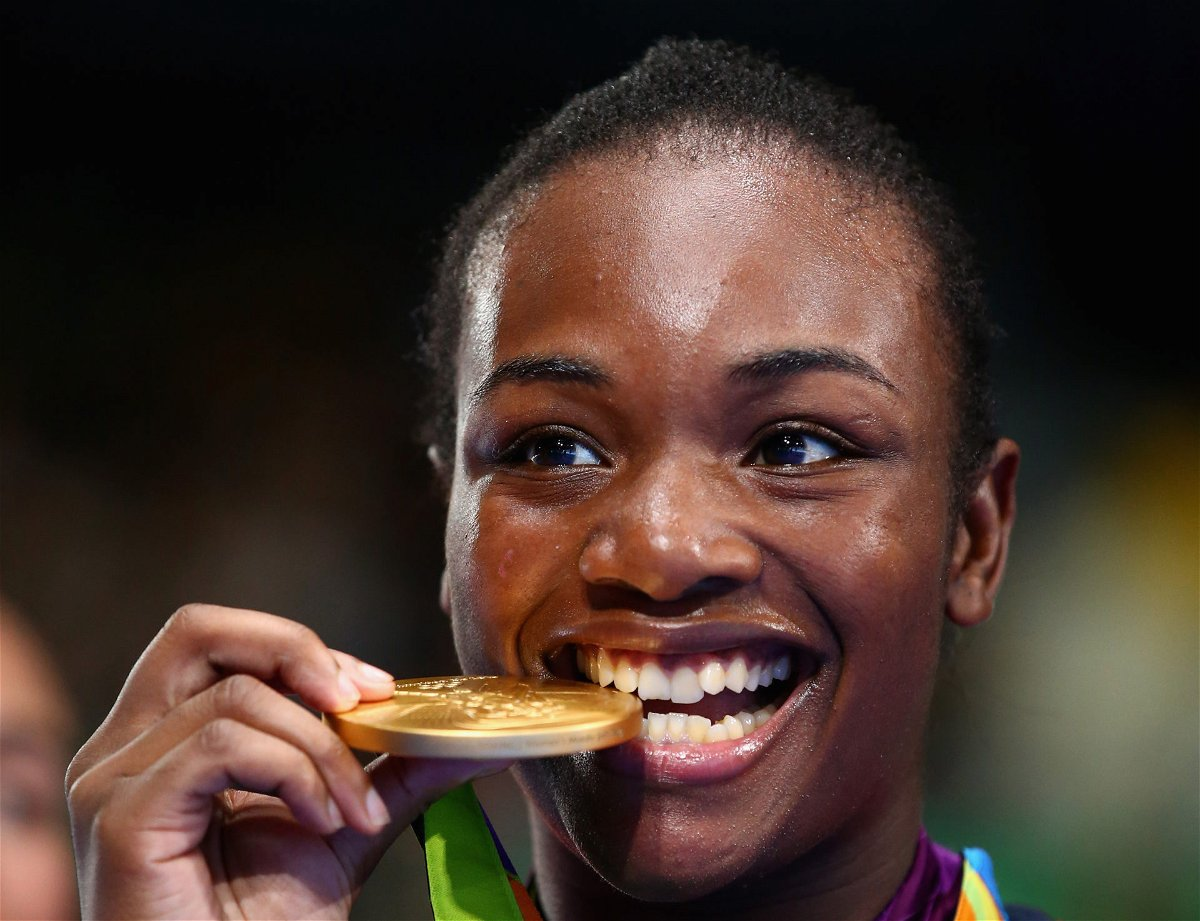 Image Result For Claressa Shields