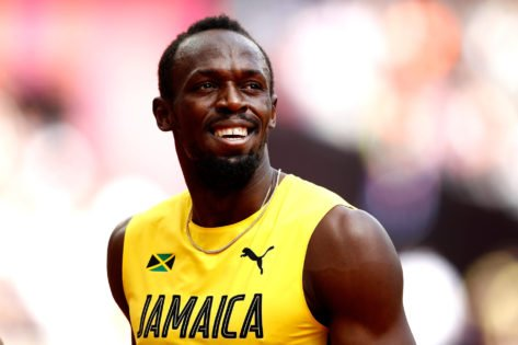 Olympic Legend Usain Bolt Backing the Green Bay Packers for the 2021 NFL Season