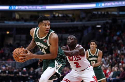 WATCH: Giannis Antetokounmpo Puts the NBA on Notice With His Major Shooting Improvement During Preseason