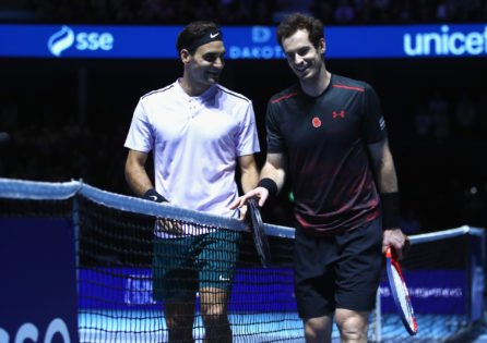 Andy Murray Appalled on Spotting Roger Federer's Book and Not His During Cincinnati Open Press Conference