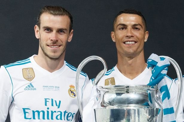 Manchester United looking to buy Bale ahead of Ronaldo