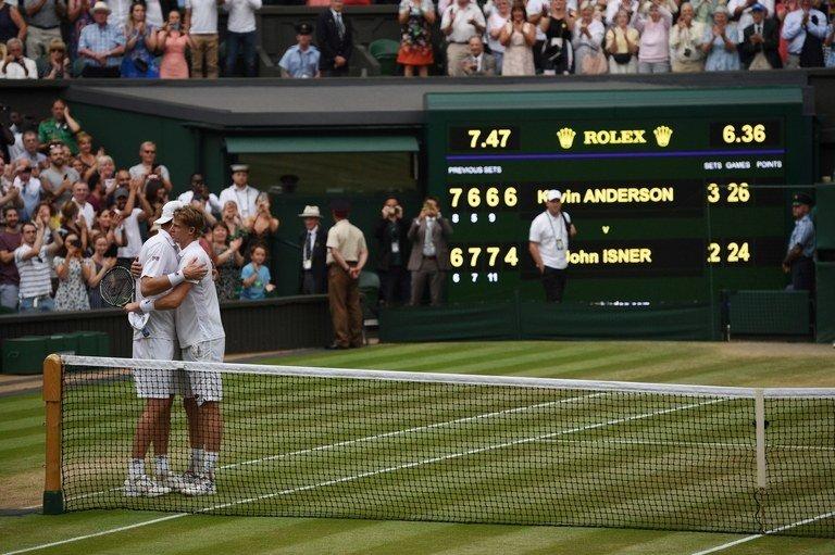 Wimbledon Championships Curfew