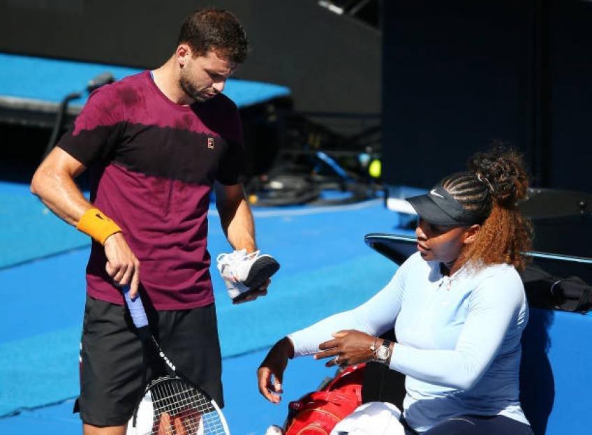 Serena dating 2016