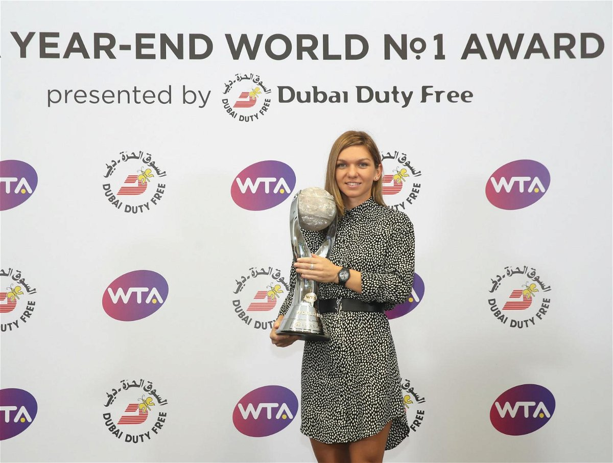 Halep's season could be over due to back injury