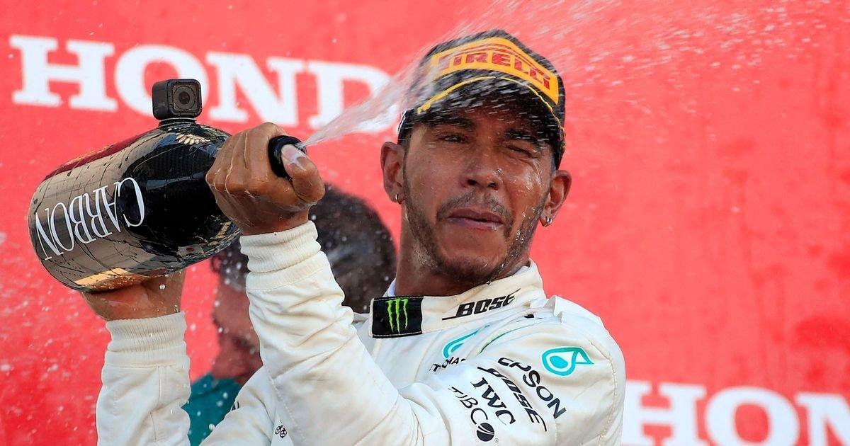 Lewis Hamilton on Ferrari: The Scuderia Stable Not Using ...