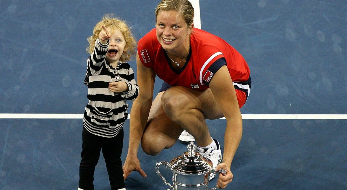 Kim Clijsters To Come Out Of Retirement For 2020