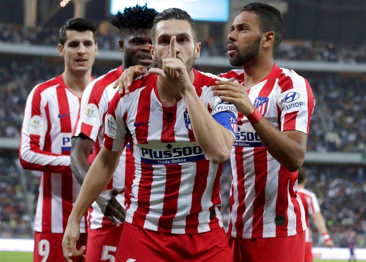 Atletico Madrid Completes A Sensational Comeback To Drown Barcelona Essentiallysports
