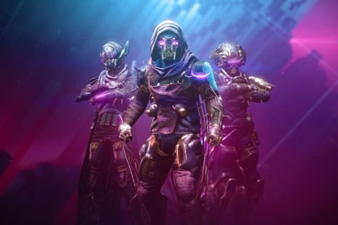 Destiny 2: Season of the Splicer- Best Community Created Characters So Far Using the Transmog System