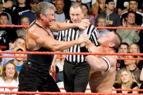 """""""He Puts Ego and Self Aside"""" – John Cena Has Major Praise for WWE Chairman Vince McMahon's Acting Skills"""