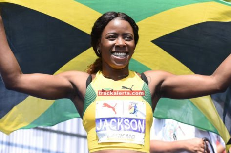 Jamaican Star Shericka Jackson Still Torn Between 100m and 400m After Tokyo Olympics 2020