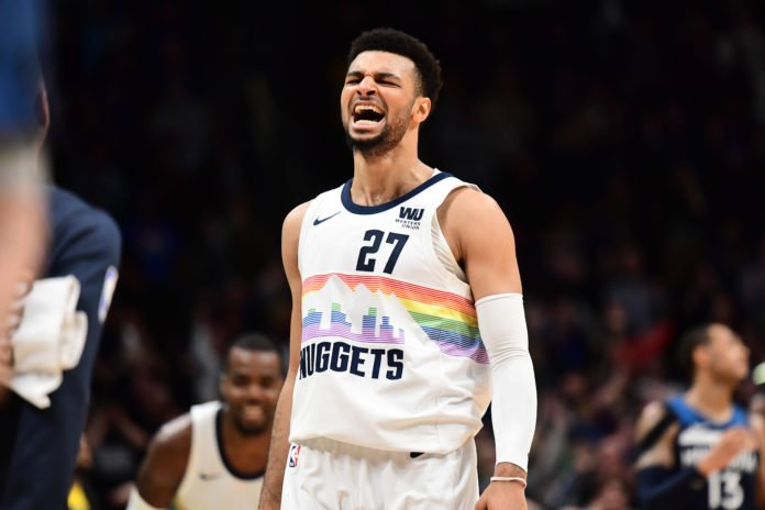 Jamal Murray of Denver Nuggets