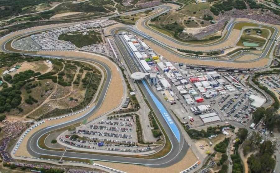 Sirkuit Jerez, Spanyol
