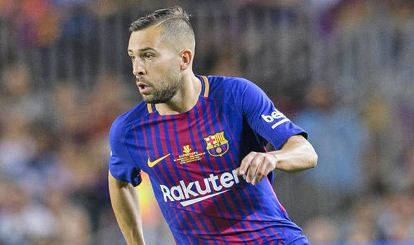 Jordi Alba says Madrid should give them the Guard of Honour.