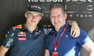 disappointed Jos Verstappen