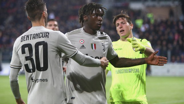 Moise Kean Receives Support From Football Community After Racist Chants Essentiallysports
