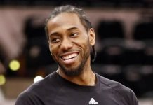 Kawhi Leonard of Los Angeles Clippers