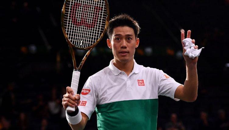 Injured Juan Martin del Porto replaced by Kei Nishikori — ATP Finals