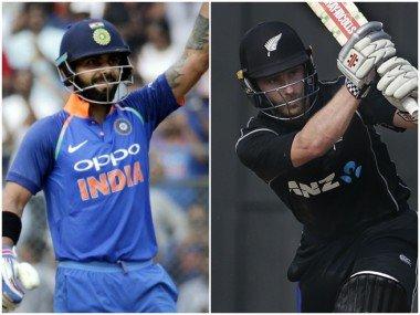 India-New Zealand 3rd ODI