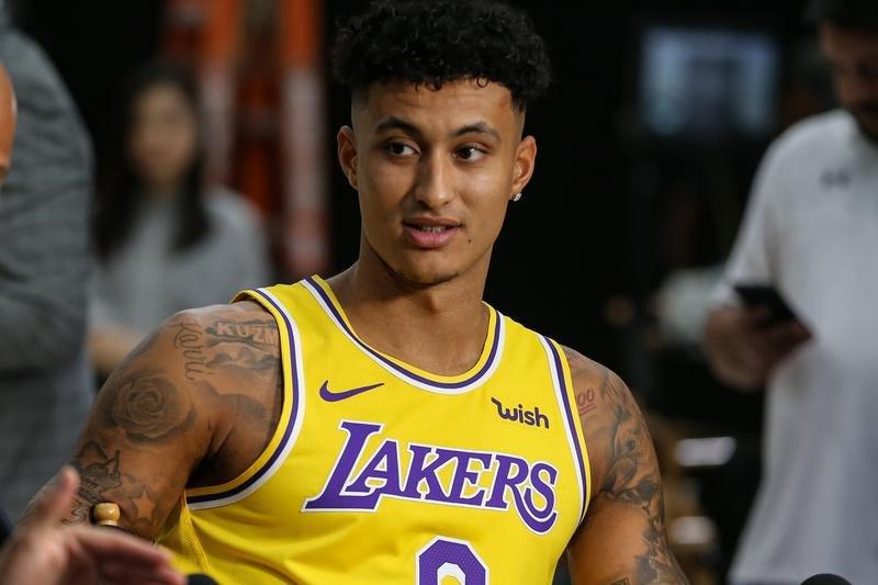 Kyle Kuzma Responds To Rumours Of La Lakers Listening To
