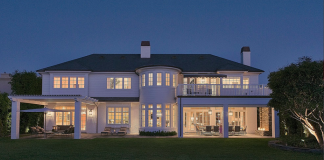 LeBron James' house in Los Angeles- LA mansion