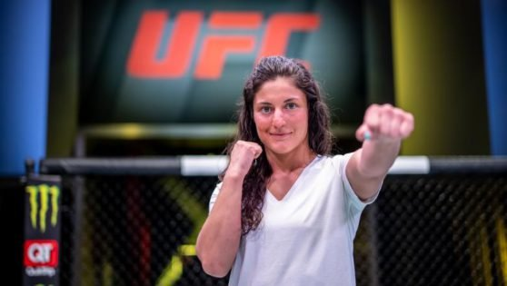 Lupita Godinez to Return to UFC Action Again Just After 7 Days From Last Fight