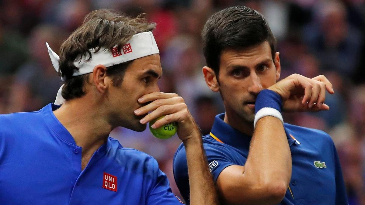 Novak Djokovic doubles dream team defeated at Laver Cup