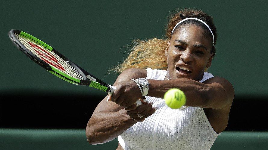 Simona Halep Thrashes Serena Williams At Wimbledon Championships 2019 Finals