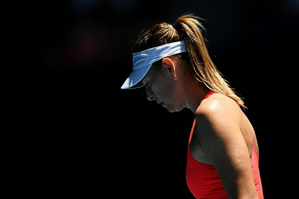 It S Tough For Me To Tell Maria Sharapova Opens Up On