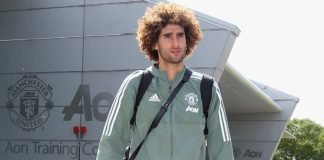 Marouane Fellaini has made a shocking decision about his future.