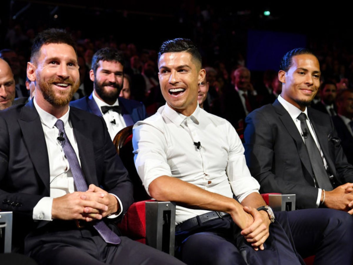 Lionel Messi Cristiano Ronaldo Top The Player Ratings In Fifa 20 Essentiallysports